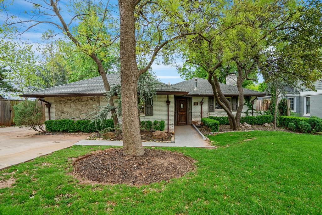 One of Oklahoma City NW 3 Bedroom Homes for Sale at 1100 Bedford Drive
