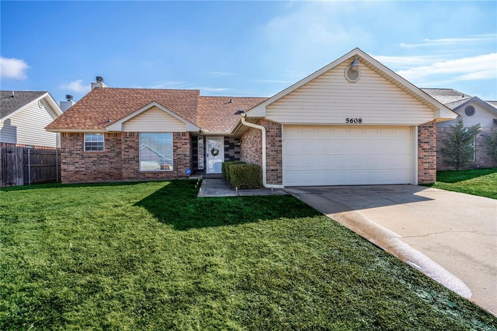 5608 Darla Drive, Oklahoma City Southeast in Oklahoma County, OK 73135 Home for Sale