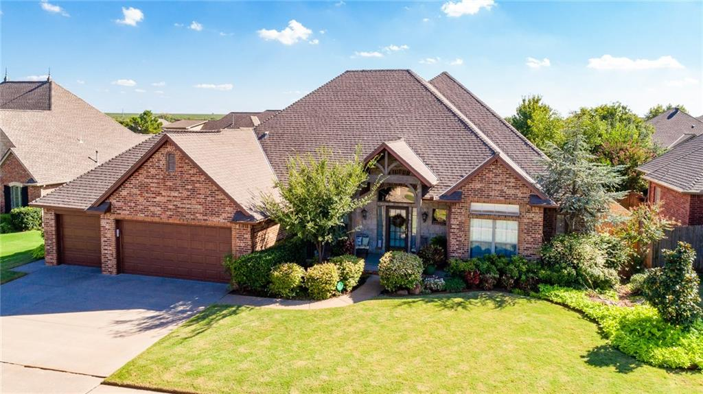 One of Oklahoma City NW 3 Bedroom Homes for Sale at 5204 NW 121st Street