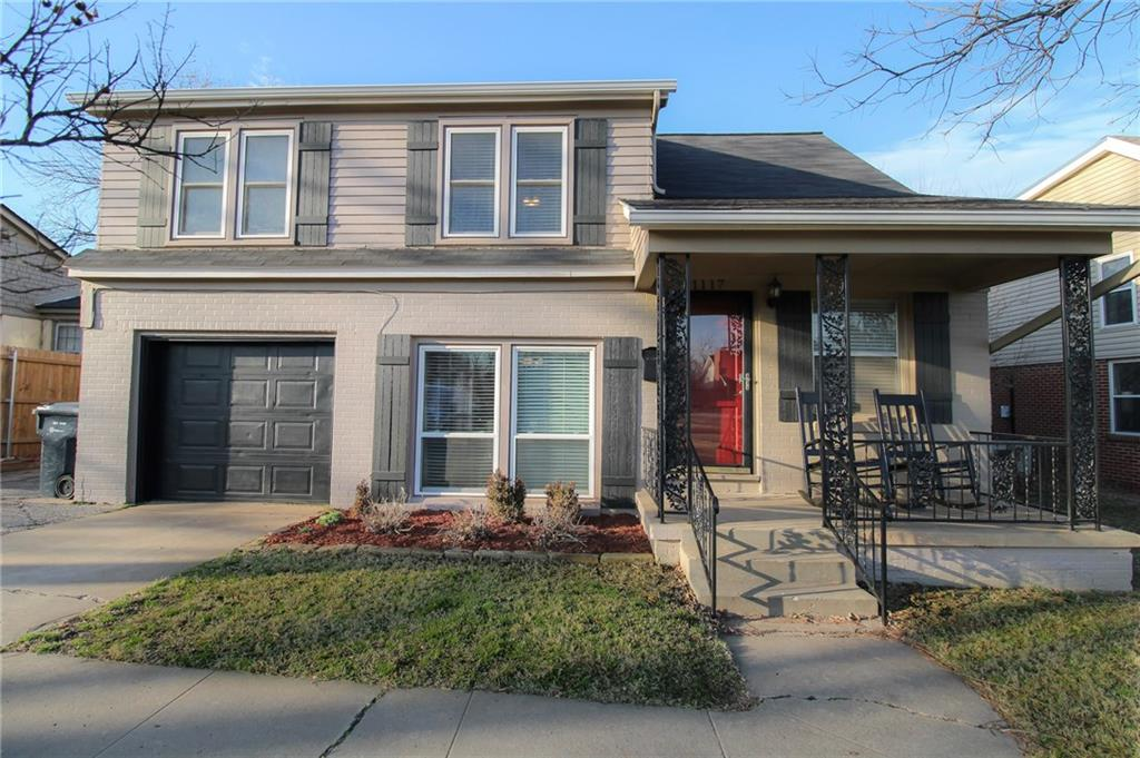 1117 W Wilshire Boulevard, Oklahoma City NW in Oklahoma County, OK 73116 Home for Sale