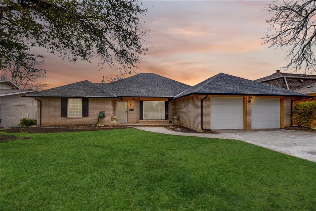 3208 NW 54th Street, Oklahoma City NW in Oklahoma County, OK 73112 Home for Sale