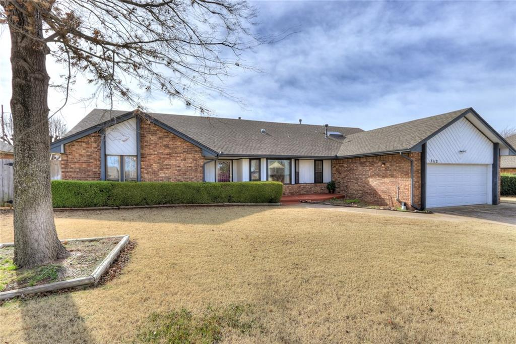 7112 Summit Drive, Oklahoma City NW in Oklahoma County, OK 73162 Home for Sale