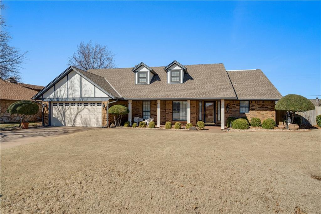 4001 Apple Valley Drive, Oklahoma City NW in Oklahoma County, OK 73120 Home for Sale