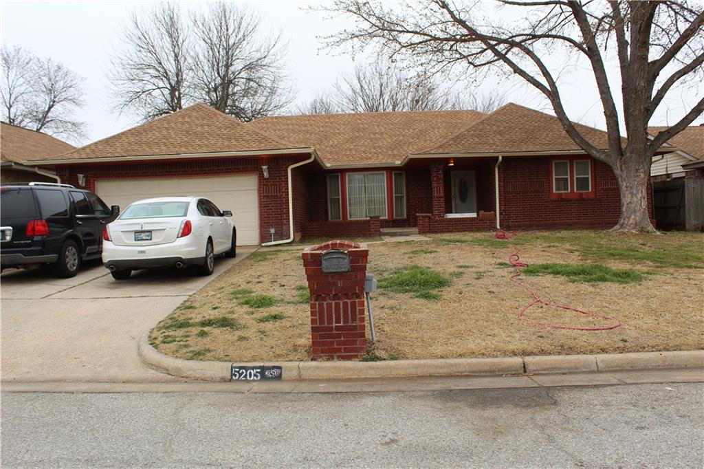 5205 SE 54 Street, Oklahoma City Southeast in Oklahoma County, OK 73135 Home for Sale