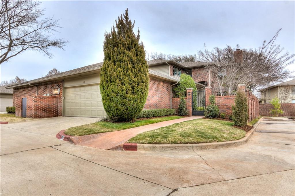 6206 Waterford Boulevard, one of homes for sale in Oklahoma City NW