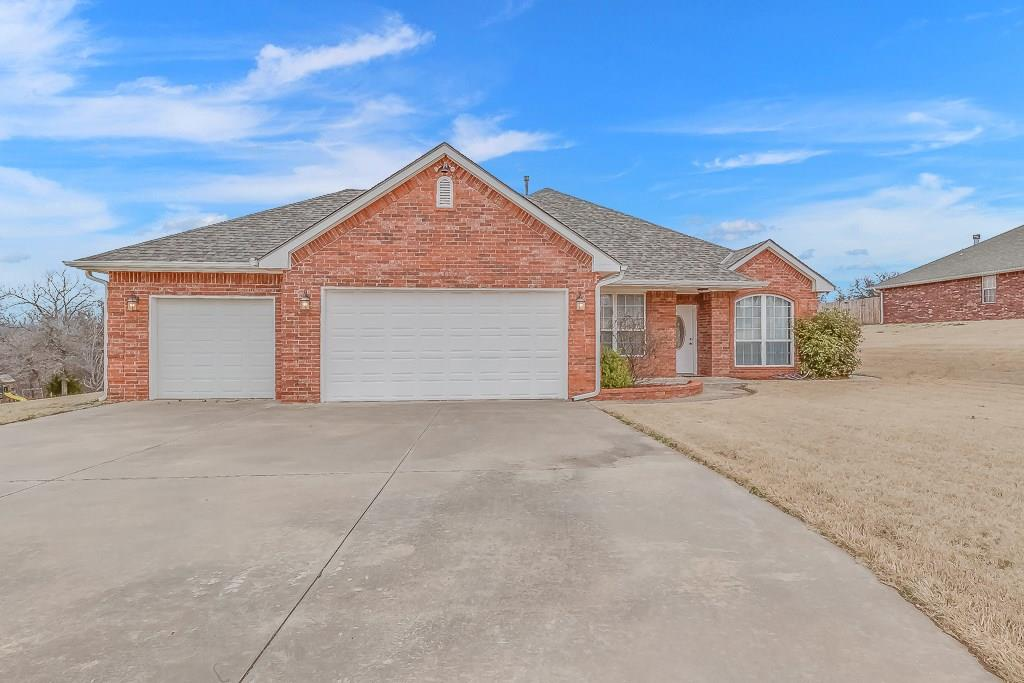 12815 SE 69th Street, Oklahoma City Southeast in Oklahoma County, OK 73150 Home for Sale