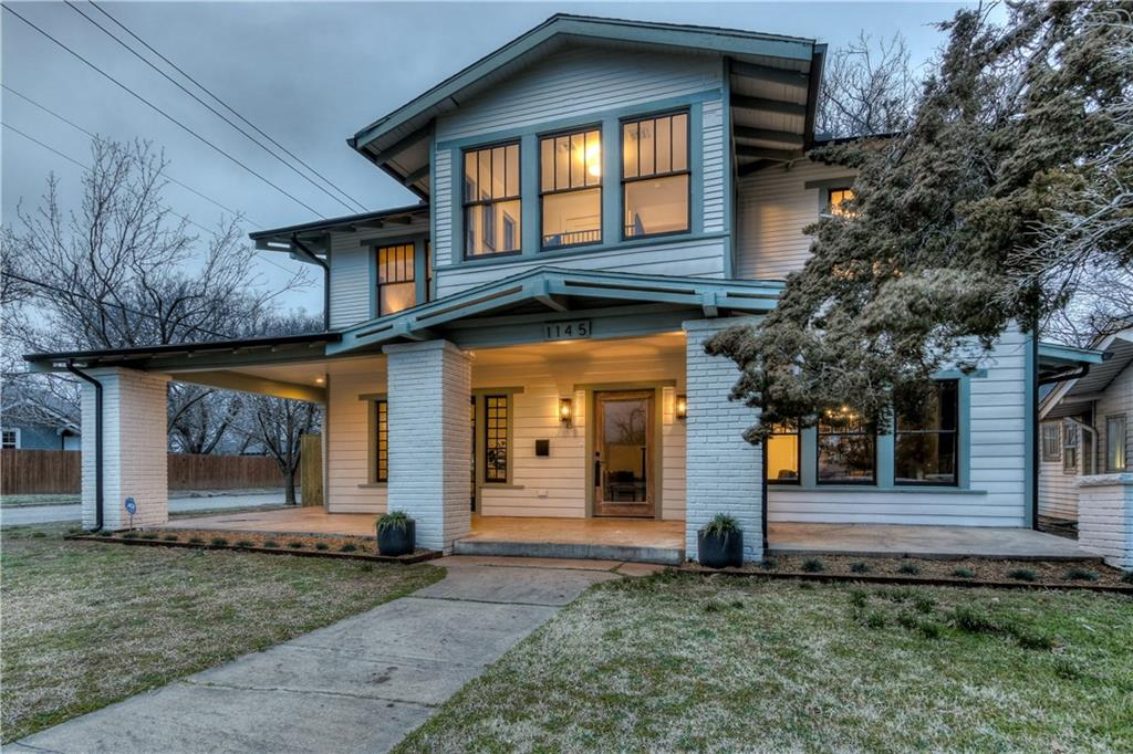 One of Oklahoma City NW 3 Bedroom Homes for Sale at 1145 NW 39th Street