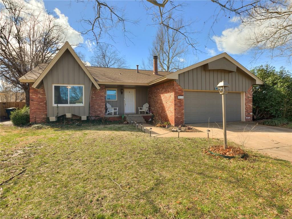 2020 Lanesboro Drive, Oklahoma City NW in Oklahoma County, OK 73120 Home for Sale