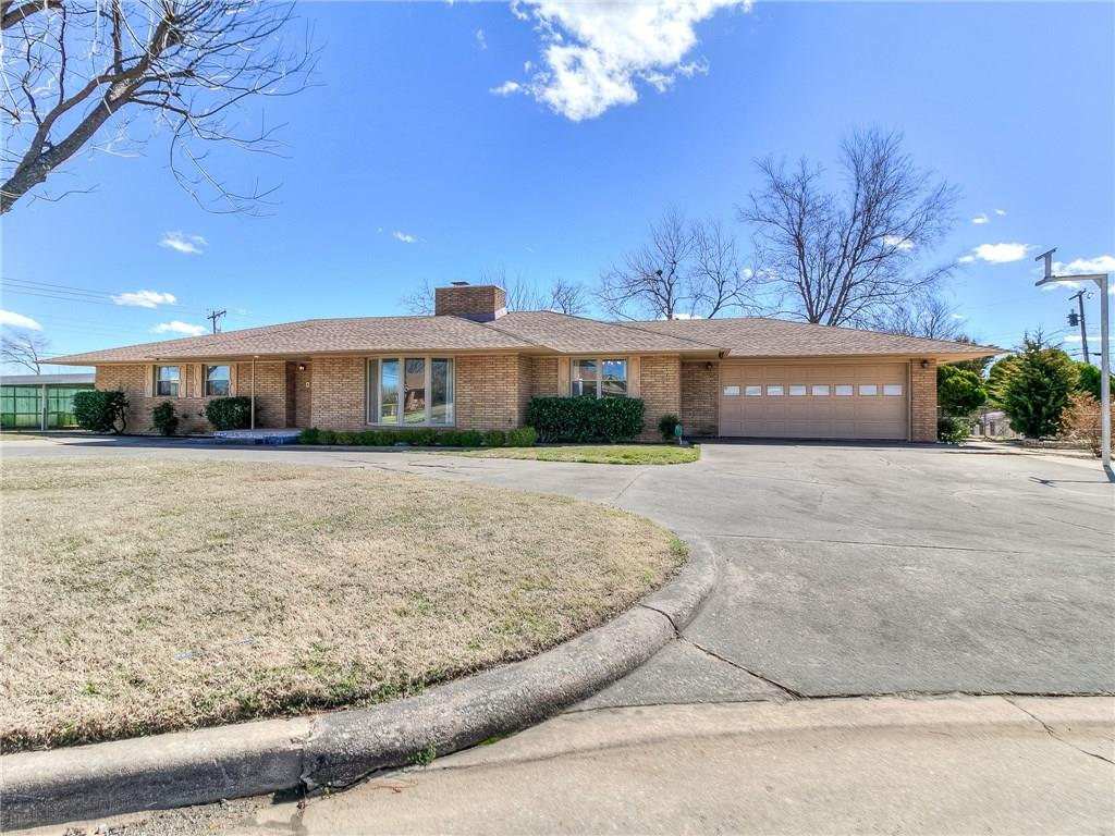 4200 NW 34th Street, Oklahoma City NW in Oklahoma County, OK 73112 Home for Sale