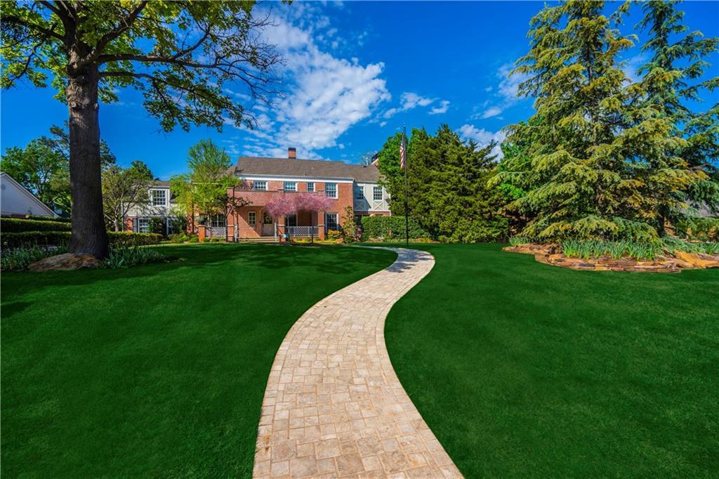 1205 Glenwood Avenue, Oklahoma City NW in Oklahoma County, OK 73116 Home for Sale
