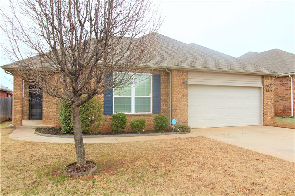 6017 SE 66th Street, Oklahoma City Southeast in Oklahoma County, OK 73135 Home for Sale