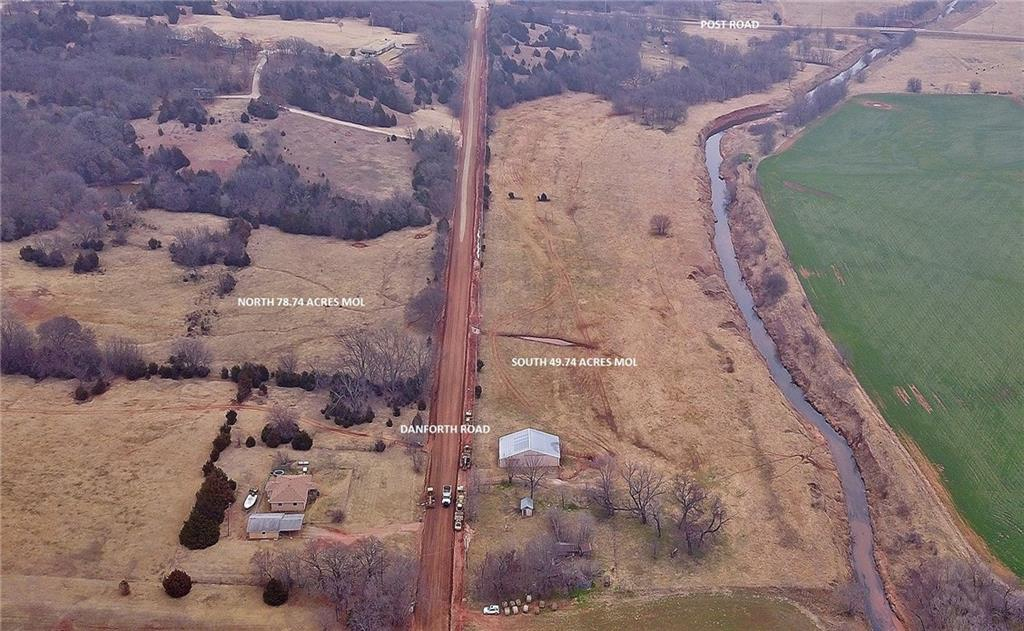 E Danforth Road, one of homes for sale in Edmond
