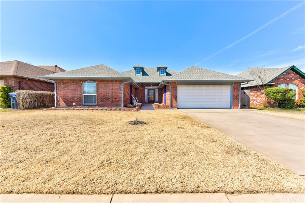 One of Oklahoma City Southeast 3 Bedroom Homes for Sale at 8309 Timothy Lane