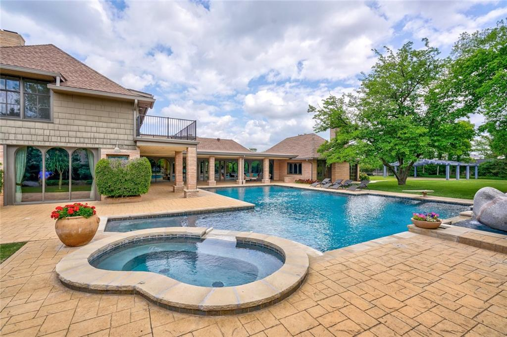 6912 NW Grand Boulevard, one of homes for sale in Oklahoma City NW