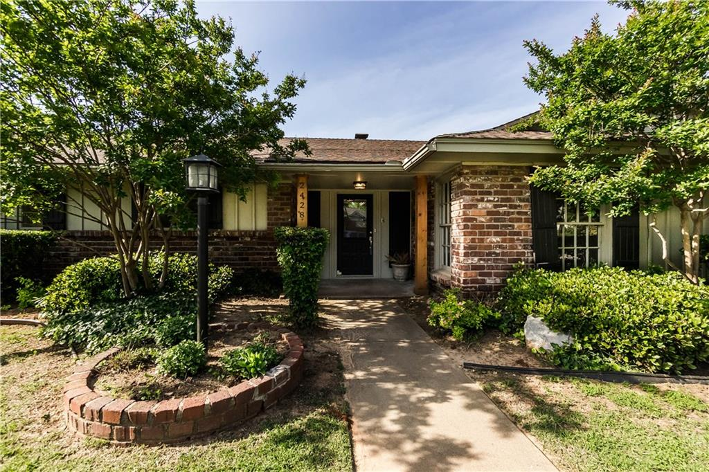 One of Oklahoma City NW 3 Bedroom Homes for Sale at 2428 NW 55th Terrace