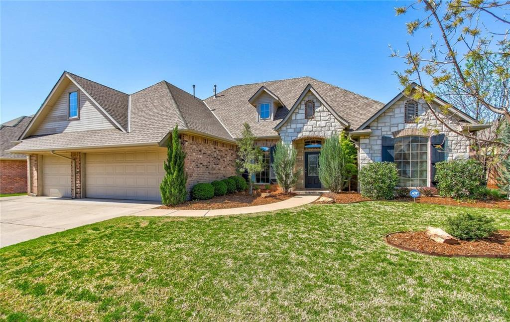 16117 Pointe Oak Circle 73013 - One of Edmond Homes for Sale