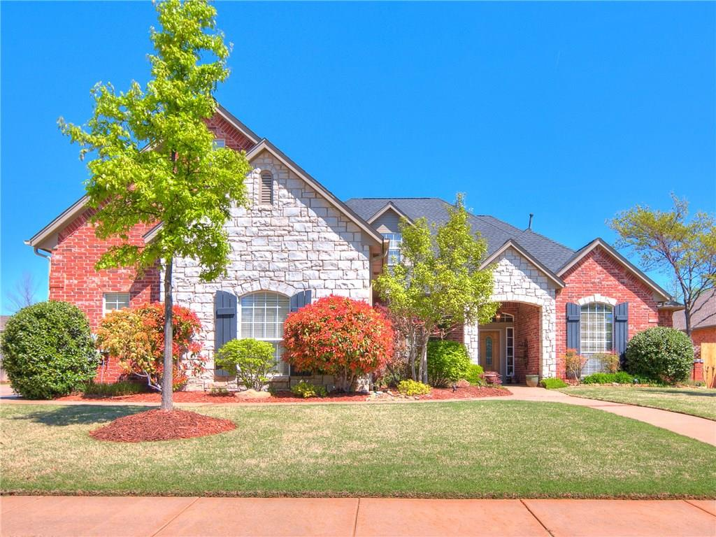 One of Edmond 4 Bedroom Homes for Sale at 409 NW 147th Terrace