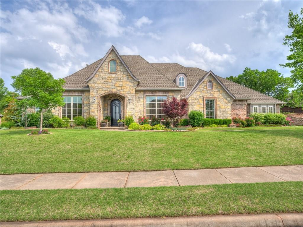 One of Edmond 4 Bedroom Homes for Sale at 3216 York Drive