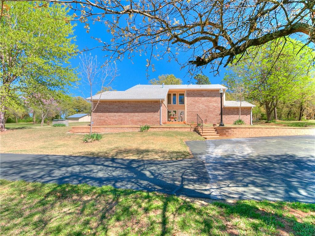 5400 Black Jack Ridge Road, one of homes for sale in Oklahoma City Southeast