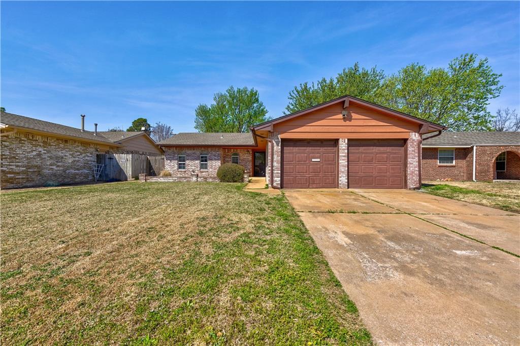 2621 N Markwell Avenue,Oklahoma City West  OK