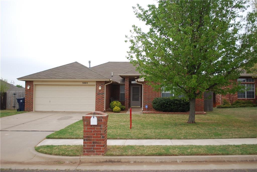 5005 SE 87th Street, Oklahoma City Southeast in Oklahoma County, OK 73135 Home for Sale
