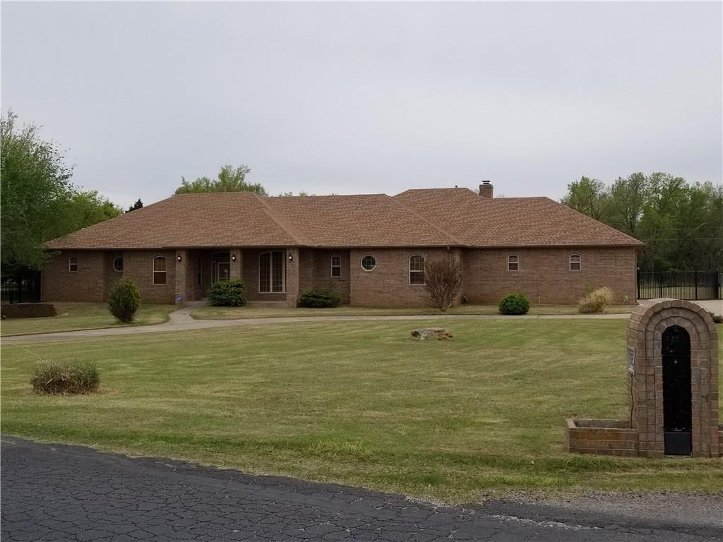 3801 Kings Court, one of homes for sale in Oklahoma City Northeast