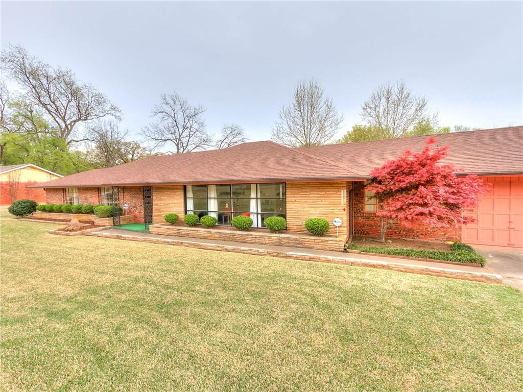 3504 N Evans Drive, one of homes for sale in Oklahoma City Northeast