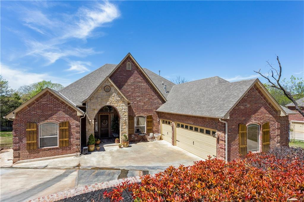 6609 Stone Valley Drive 73034 - One of Edmond Homes for Sale