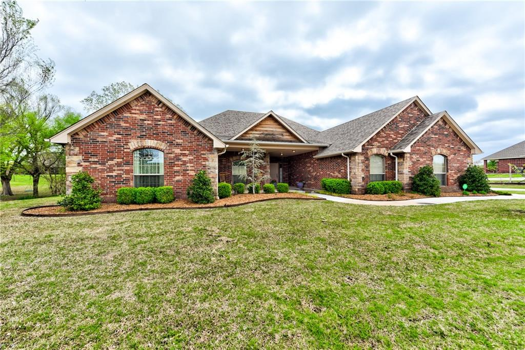 One of Edmond 4 Bedroom Homes for Sale at 14500 Beaver Creek Road