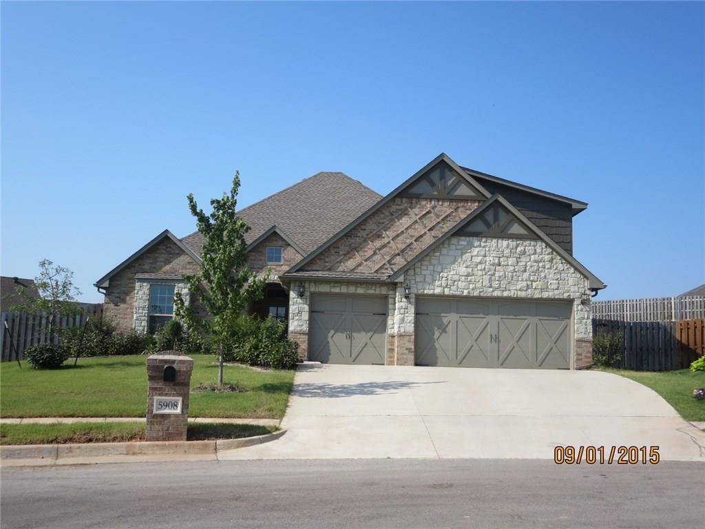 5908 Regis Court 73034 - One of Edmond Homes for Sale