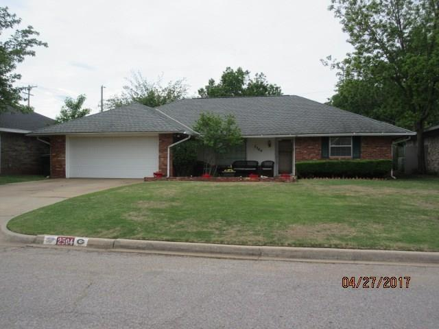 2504 NW 116th Street, Lake Hefner, Oklahoma