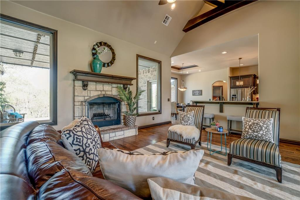 One of Edmond 4 Bedroom Homes for Sale at 9492 Bergamo Boulevard