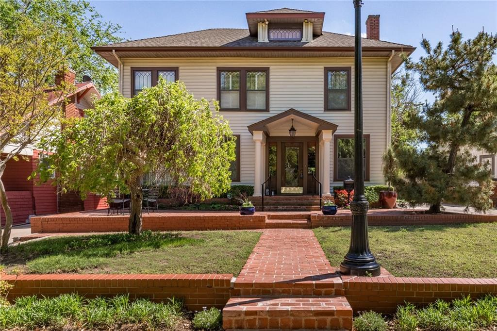 714 NW 21st Street, one of homes for sale in Oklahoma City Central