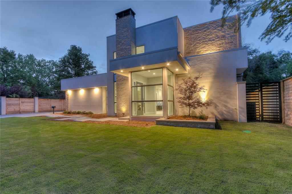 2805 Drakestone Avenue, one of homes for sale in Lake Hefner
