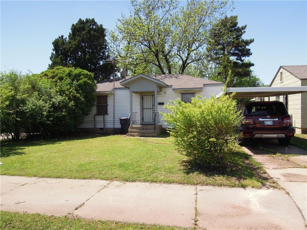 2605 S Grand Boulevard, Oklahoma City Southwest in Oklahoma County, OK 73119 Home for Sale