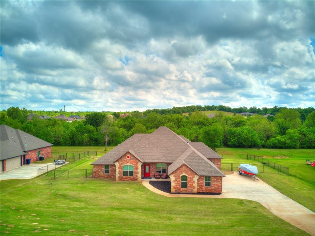 7716 Deer Meadow Drive, one of homes for sale in Oklahoma City Southeast