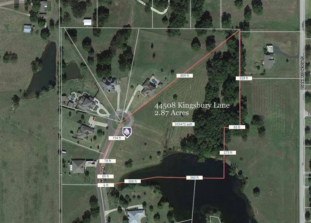primary photo for 44508 Kingsbury Lane, Shawnee, OK 74801, US