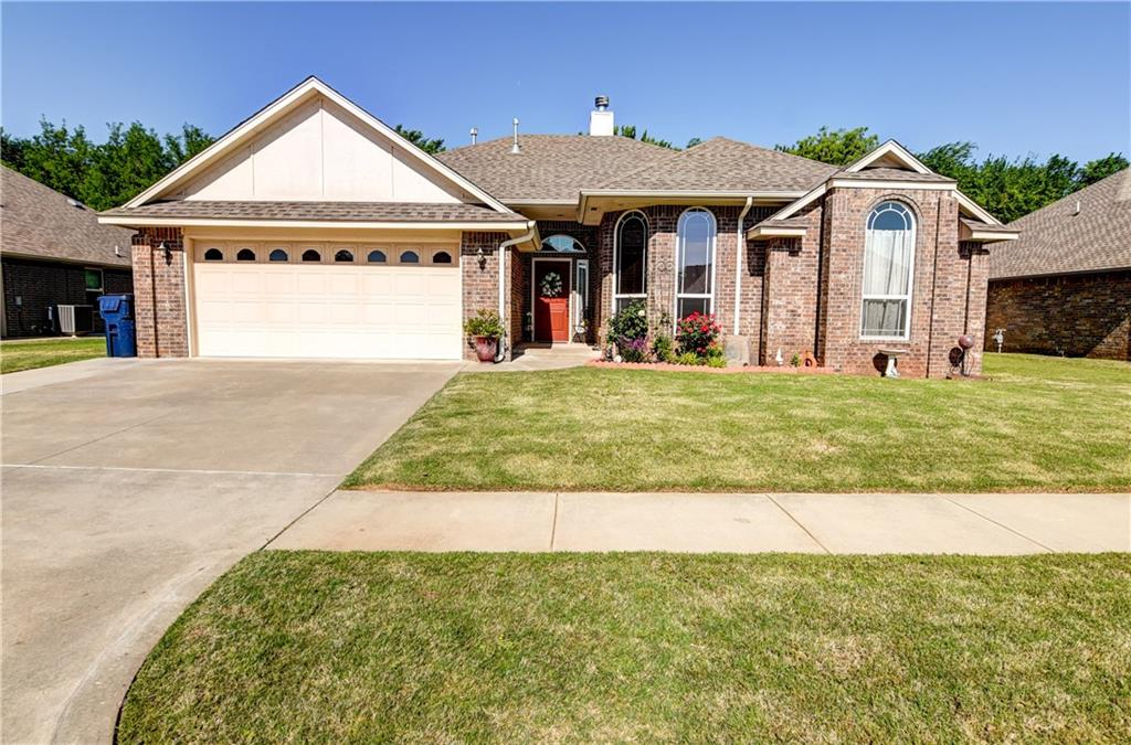 One of Oklahoma City Southeast 4 Bedroom Homes for Sale at 5901 Holly Brooke Lane