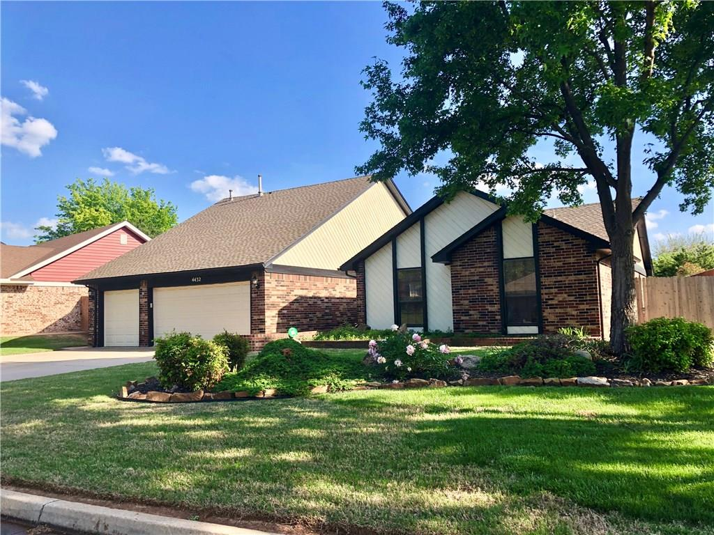 4432 Rankin Rd, Oklahoma City NW in Oklahoma County, OK 73120 Home for Sale