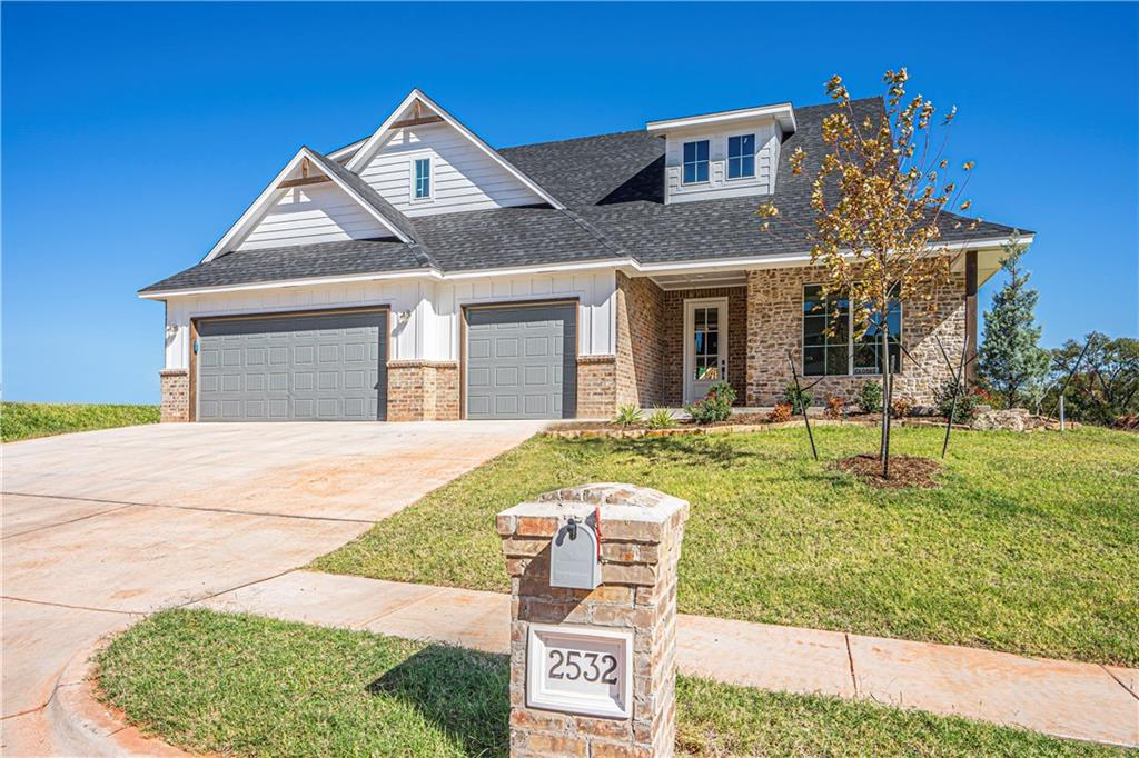 2532 Bretton Lane 73012 - One of Edmond Homes for Sale