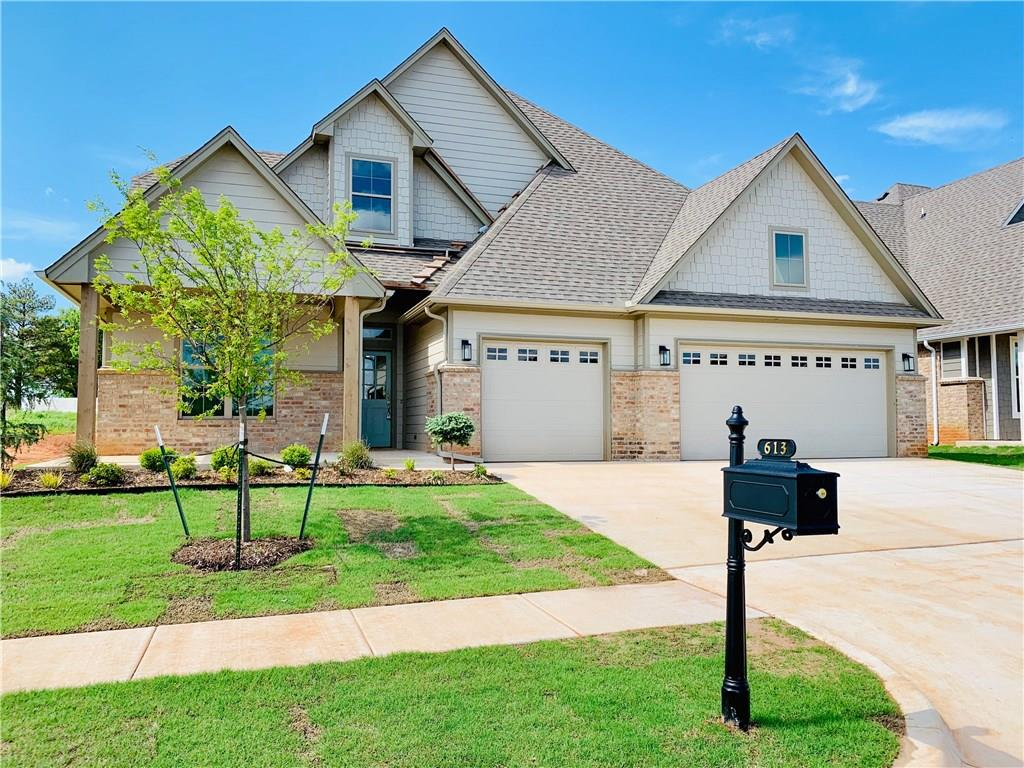 613 NW 188th Street 73012 - One of Edmond Homes for Sale