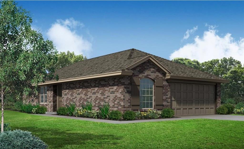4605 Crystal Clear Lane, Oklahoma City Southwest in Canadian County, OK 73179 Home for Sale