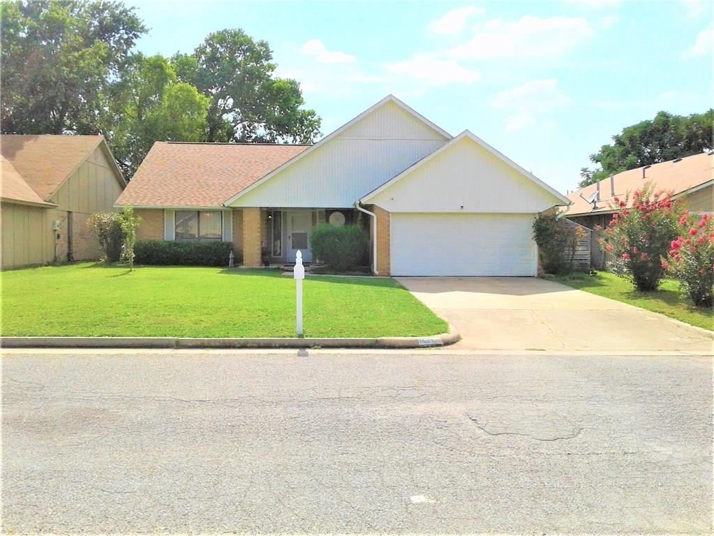 11029 Davis Street, Oklahoma City NW in Oklahoma County, OK 73162 Home for Sale