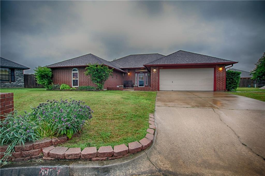 One of Oklahoma City Southeast 3 Bedroom Homes for Sale at 6112 SE 85th Street