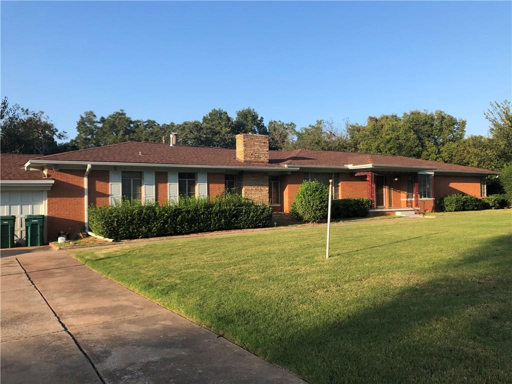 3409 E Cardinal Drive, one of homes for sale in Oklahoma City Northeast