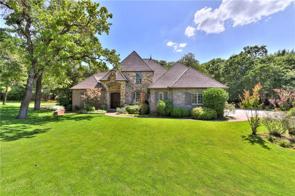 One of Edmond 4 Bedroom Homes for Sale at 4422 Preserve Place