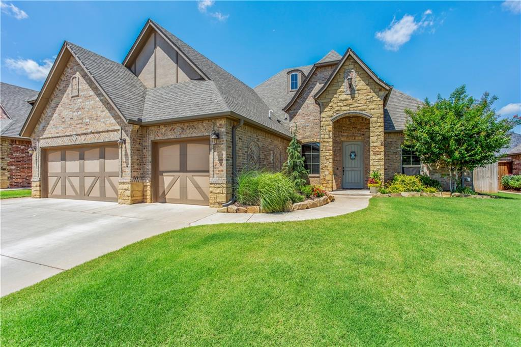 4013 Cedar Pass Drive, Oklahoma City Southwest in Canadian County, OK 73179 Home for Sale