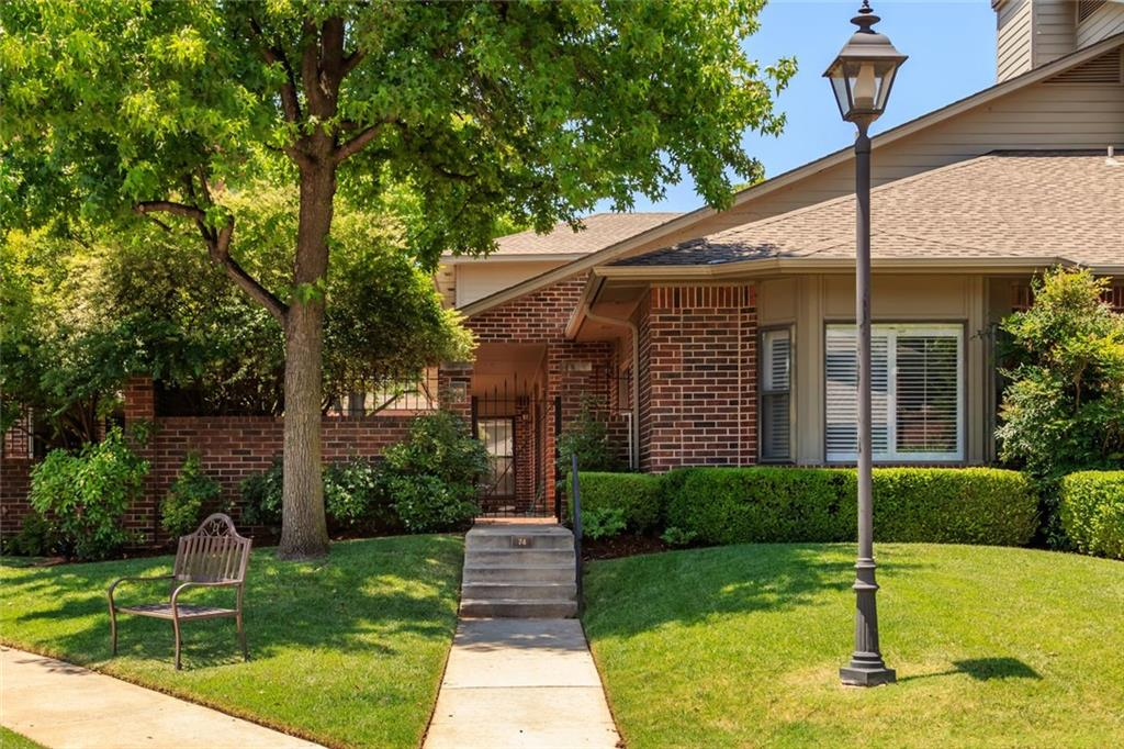 One of Oklahoma City NW 3 Bedroom Homes for Sale at 6206 Waterford Avenue