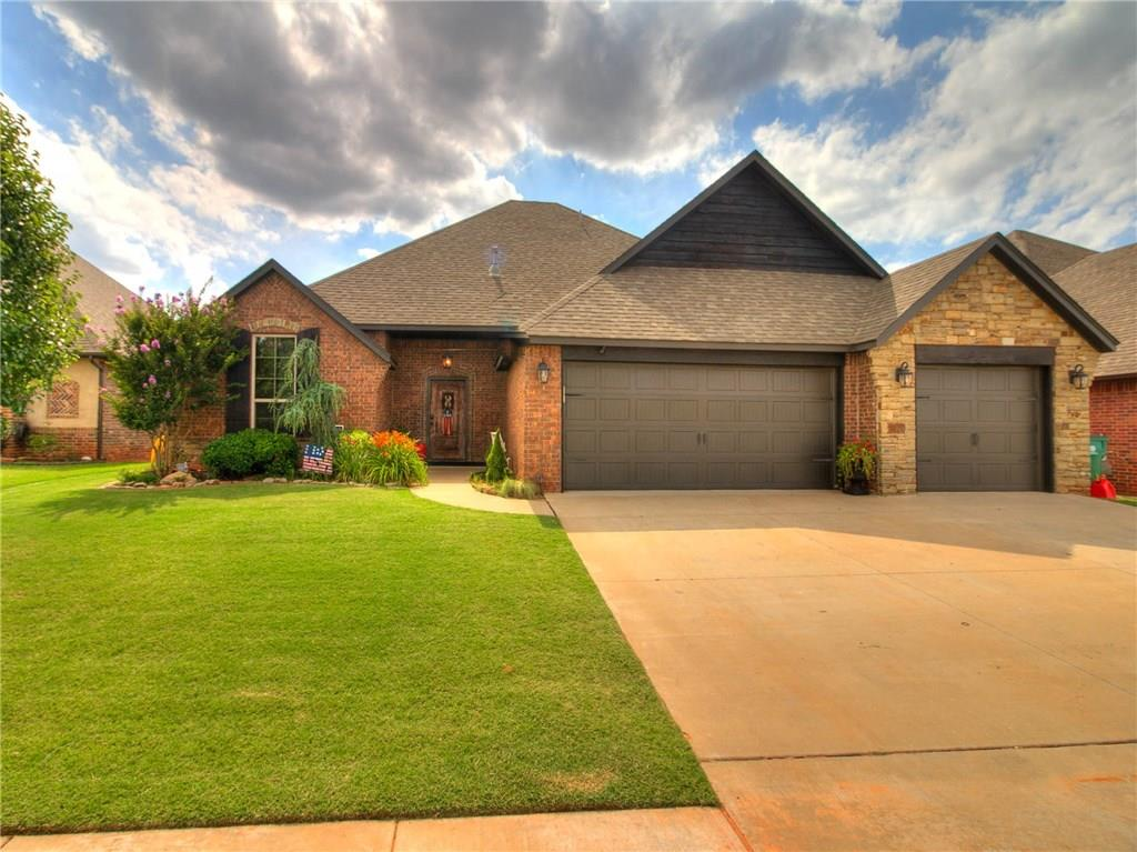 4001 Chesterfield Place, Oklahoma City Southwest in Canadian County, OK 73179 Home for Sale
