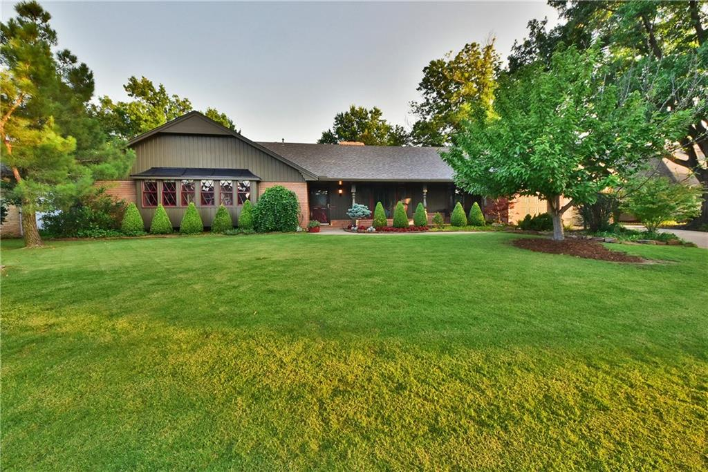 One of Oklahoma City NW 3 Bedroom Homes for Sale at 3000 Wilton Lane